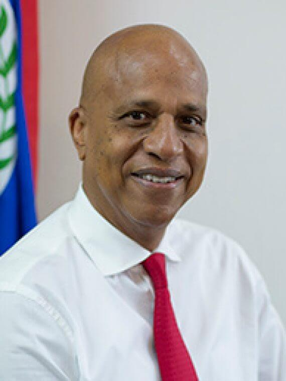 Hon. Dean O. Barrow -  Prime Minister of Belize